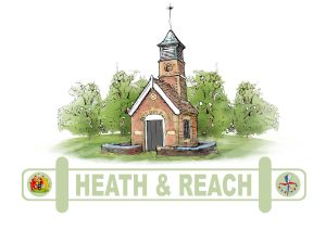 Heath and Reach Parish Logo