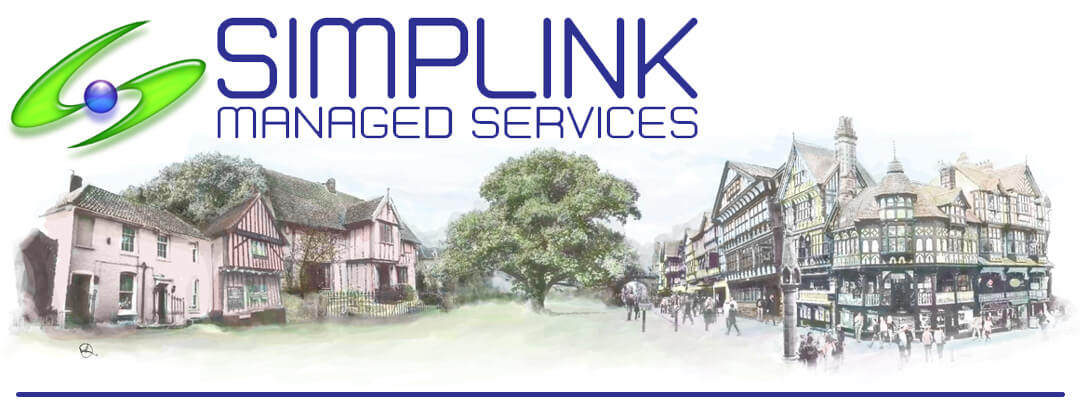 Simplink Managed Services Header